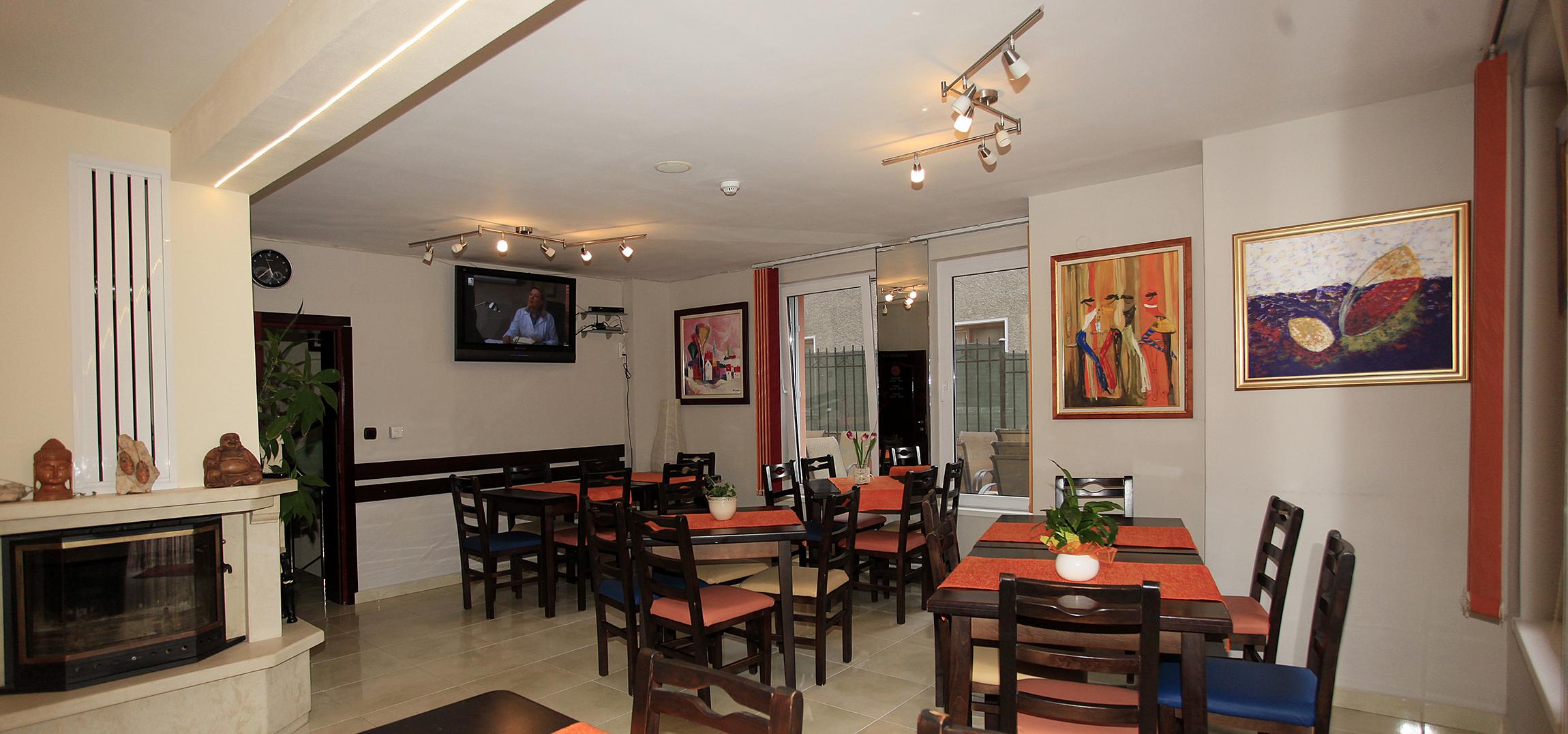ресторант хотел Деви, Велинград